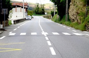 Peintures pour routes